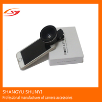 Hot sale phone 0.45x wide-angle camera lens 49mm mobile phone camera lens
