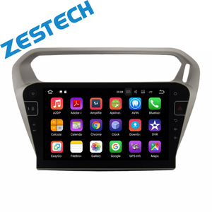 android auto radio for peugeot 301 with car dvd gps