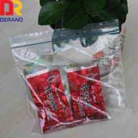 High Quality Transparent Food Grade Ziplock Plastic Bag for Spices