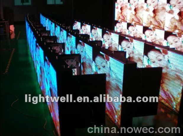 information board moving sign P12 outdoor full/multi color led display billboard module alibaba express hot products
