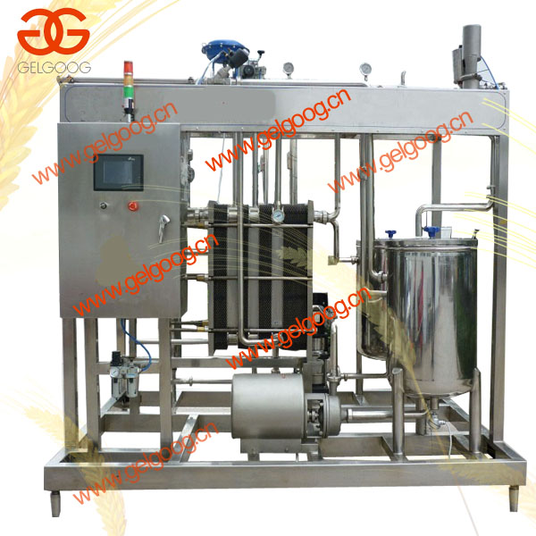 Full automatic milk pasteurizer machine/ full-auto milk pasteurization/Plate Pasteurizer
