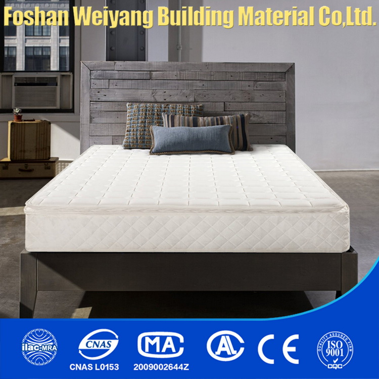 WSS833 Home furniture pocket spring mattress manufacture in china