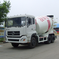 CIMC LINYU hot sale 6-12 concrete truck mixer