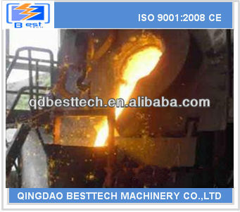 1-6 ton induction melting furnace price, copper production line, crucible melting furnace
