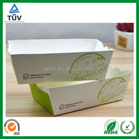Custom disposable food box, frozen food packaging box, food paper packing box wholesale