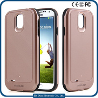 New design Shockproof PC TPU Hybrid tpu pc Phone Cases for Samsung Galaxy s4
