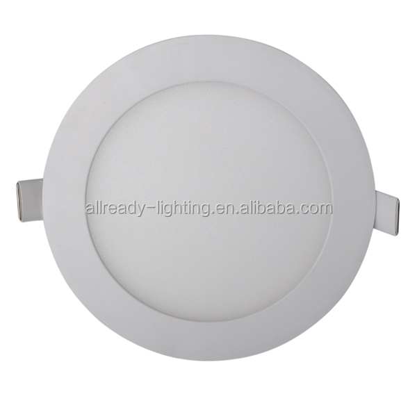 CE&RoHs Approved slim small round Led panel smd2835 3w/4w/6W/9W/12W/15W/18W white/warm white diameter 85mm/105mm/120mm
