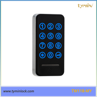 TM118 RFID or Password Unlock Electronic Keypad Locker Lock for Public or Home Use