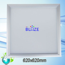 china dimmable white led suspended ceiling light panel 620x620 suppplier