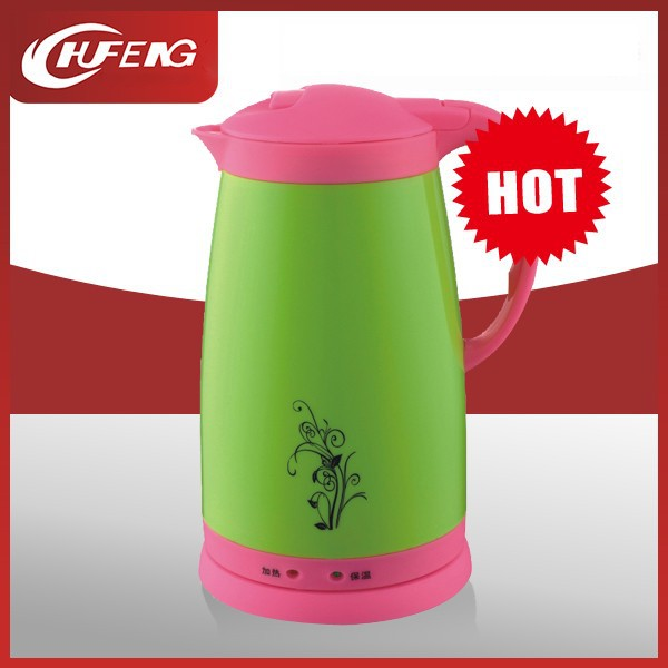 High efficiency and low price thermos stainless steel flask kettle