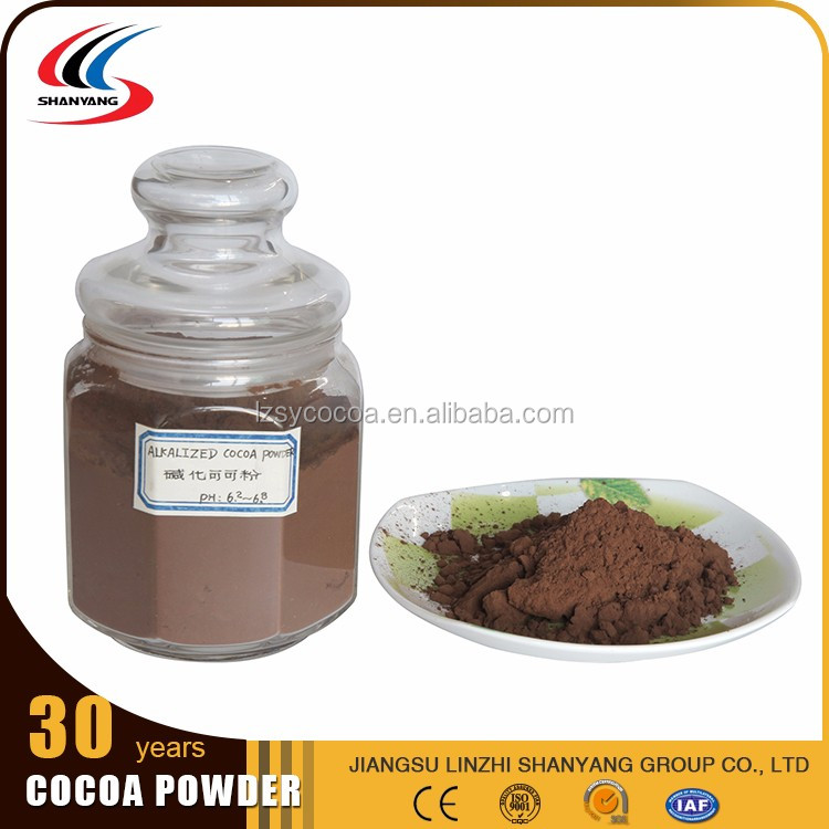 Crazy Selling cadburys PH6.2-6.8alkalized cocoa powder manufacturer