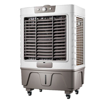 New desgin factory price Industrial Portable Evaporative air cooler noiseless for Vietnam market