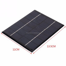 Wholesale Mini 2W Solar Cell PET Epoxy Monocrystalline Solar Panel Solar Module