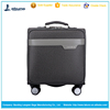 wholesale boarding luggage bag PU trolley luggage