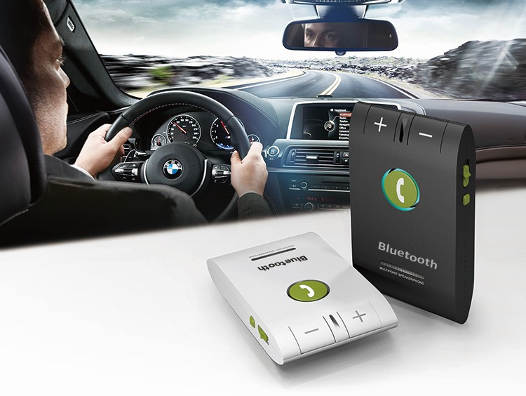 Bluetooth Devices Car Kit for Smartphones and other Bluetooth-Enabled