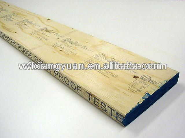 POST-AND -BEAM LVL LUMBER