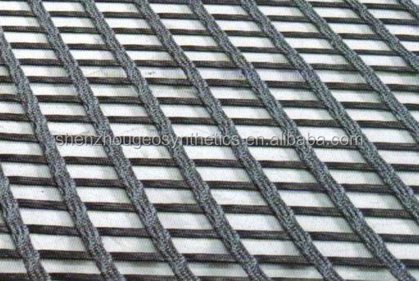 China supplier tensar geogrid