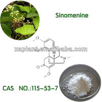Top Quality Sinomenine 98% CAS No.115-53-7