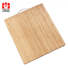 Food Grade OEM bamboo chopping block cutting board for household