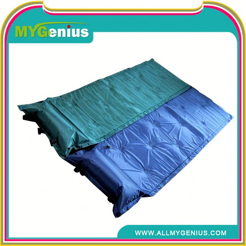inflatable cushion ,h0tpr camping sleeping mat