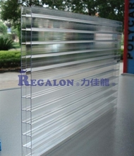 Transparent Polycarbonate Plastic Roof