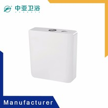 Cheap Plastic squatting WC toilet Pan Water Tanks cisterm Water flush tank