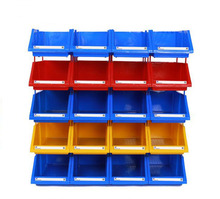 Walmart custom plastic stackable storage bins