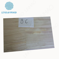 bleached paulownia finger jointed wood manufacturer