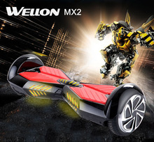 Hot sale ! Wellon great promotion activity hover board 2 wheels with bluetooth