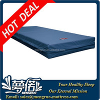 waterproof healthy soft single size medical bed mattress