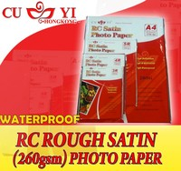 CU YI RC Satin Photo Paper