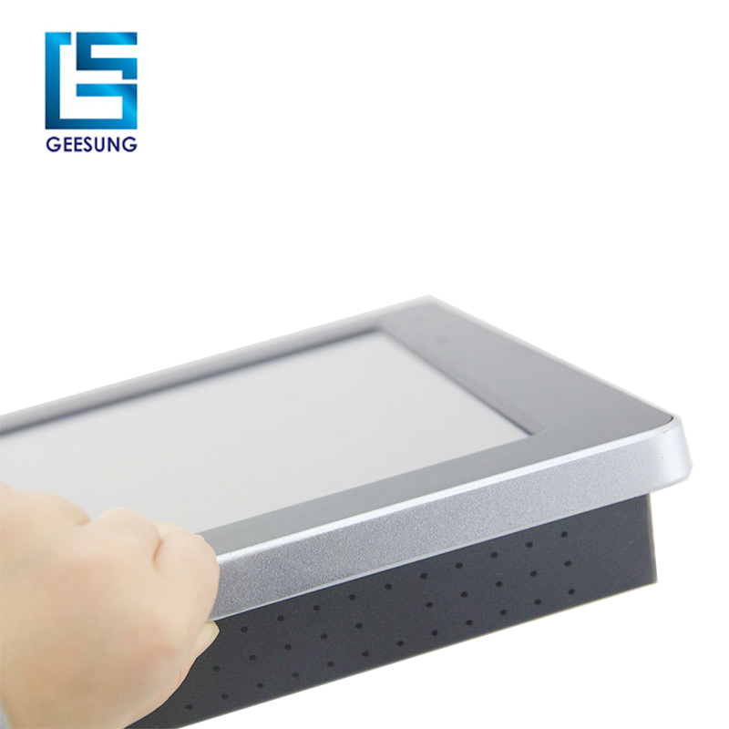 CE 12 inch touch pos system all in one for restaurant retail shop
