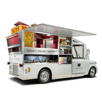 Top Selling Mini Truck Food For