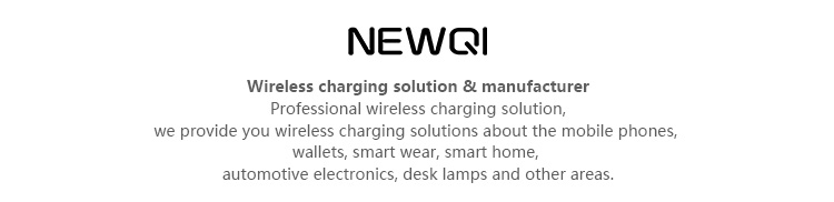 NEWQI Custom TI Solution Qi Wireless Charger Module Pcb With Receiver