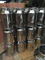 stainless steel 304 milk machine transportation cans