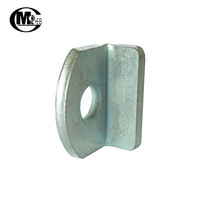 Stamping Galvanized Door Ear Or Shoes