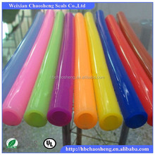 silicone foam rubber tube as your drawing tube holder