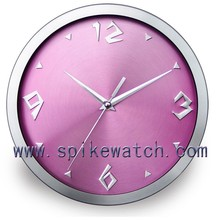Personalized colorful dial wall clock best gym clock