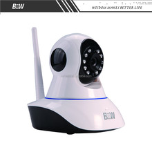 Onvif Network Mini Robot P2P Wifi Wireless IP Camera For Home Security
