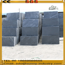 China natural black slate product on sale