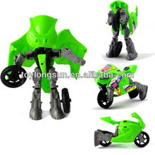2014 New Novety Toy Various Shape 4D Car Plastic intelligent diy model car toy
