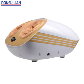 Deluxe Foot Warmer Electric Vibration Foot Massager Blood Circulator
