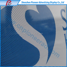 Custom printing window vinyl graphic film one way vision sticker