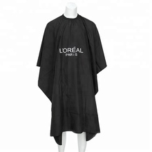 Wholesale Professional Customized Polyester Barber Cape Hairdressing Cape Hair Cutting Cape