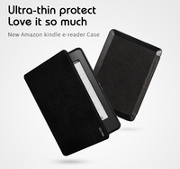 EXCO China suppliers plastic and TPU case with stand cover for amazon kindle paperwhite