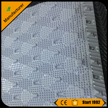 cross flow cooling tower 1000*850 mm pvc fills