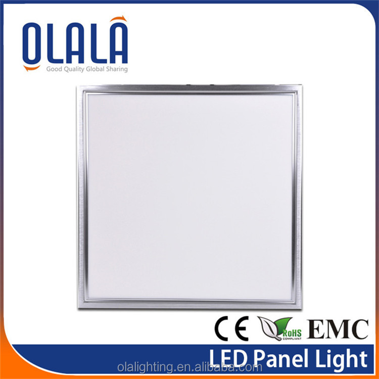 wholesale square CE/ROHS/SAA led light panel in zhongtian