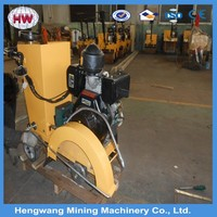 used road cutter/road cutting machine/concrete saw cutting machine