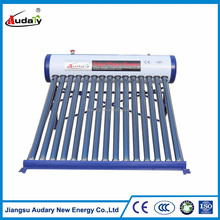 27 degree color coated high efficient solar water heater
