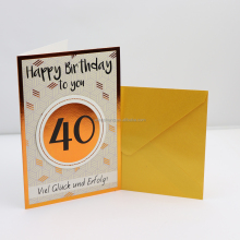 handmade sample greeting card birthday invitation card design